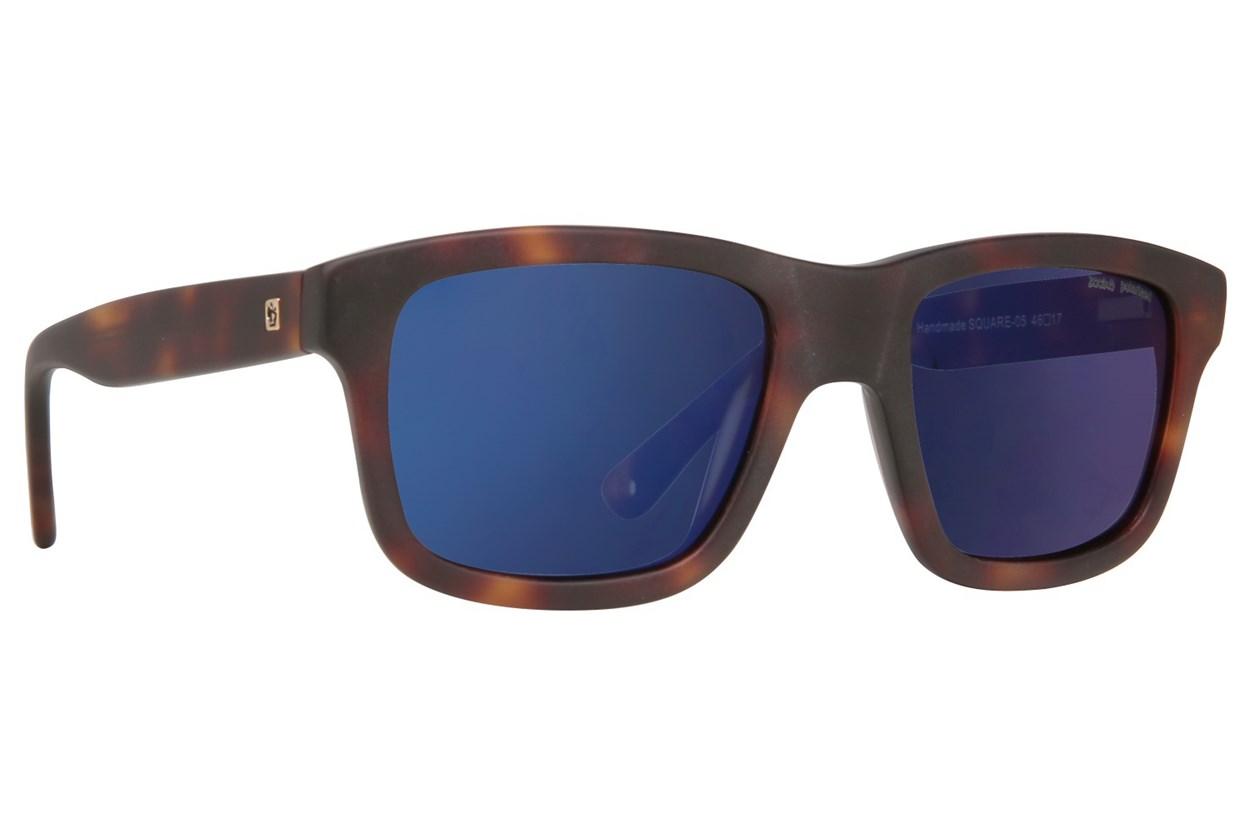 Zoobug Square (Age 2-5) Tortoise Sunglasses