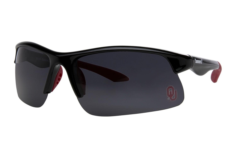 NCAA Oklahoma Sooners Sport Sunglasses - Retroshieldsunglasses