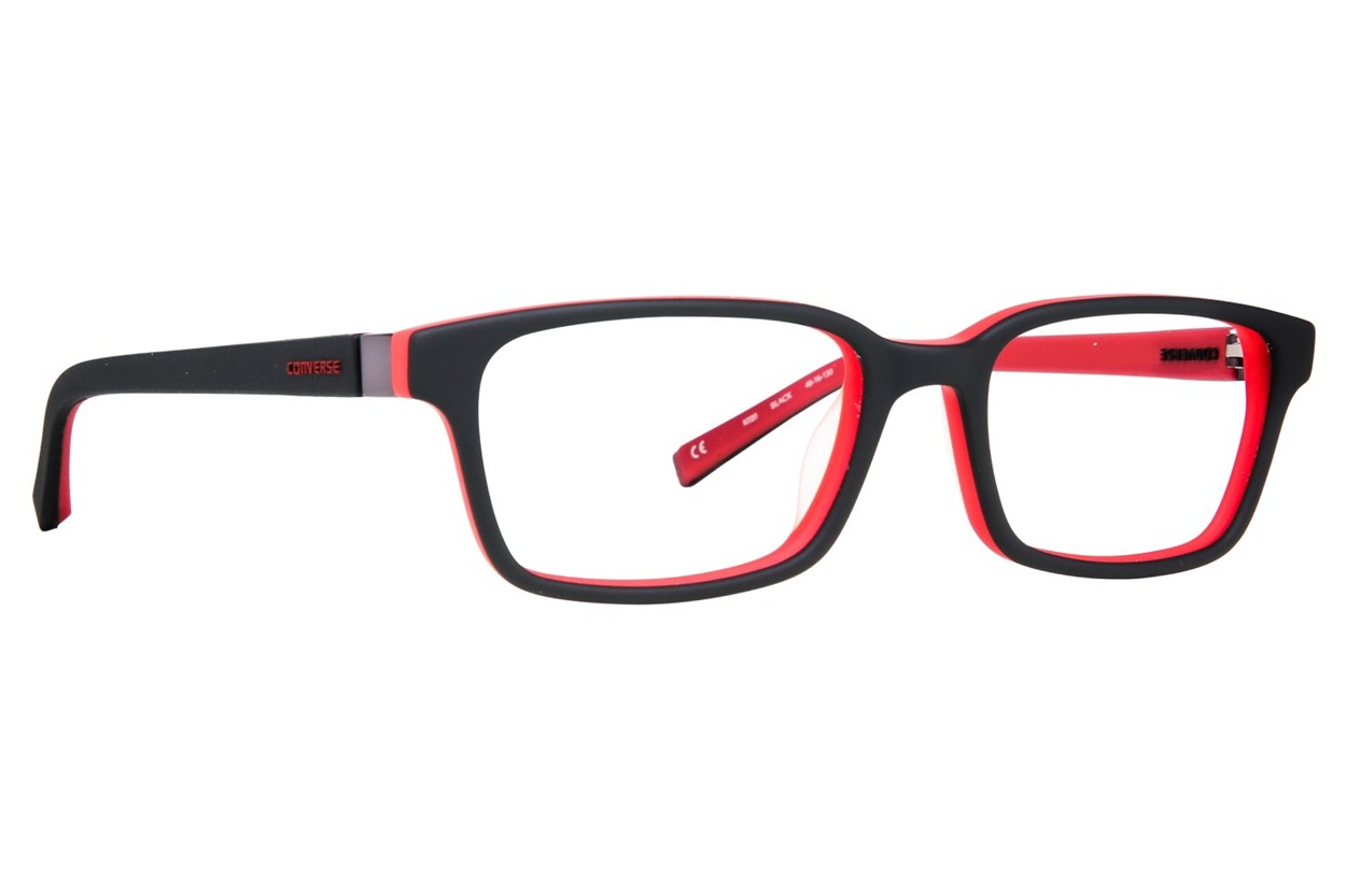 Converse K020 Black Eyeglasses