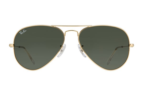 Ray-Ban® RB 3025 55 Sunglasses - Gold