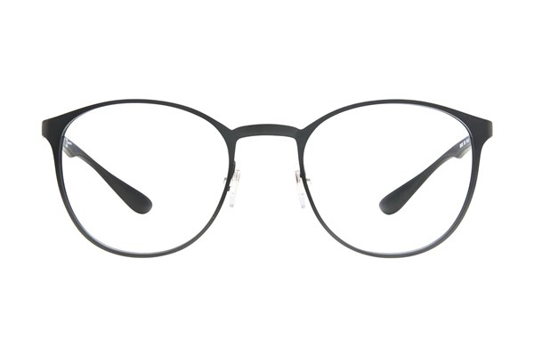 Ray-Ban® RX6355 Black Eyeglasses