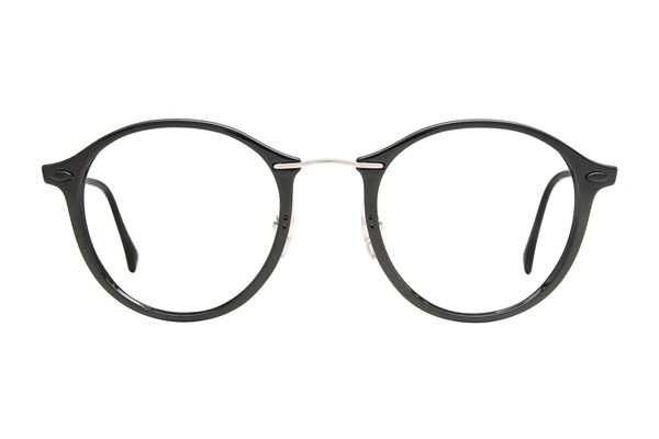 Ray-Ban® RX7073 Black Eyeglasses