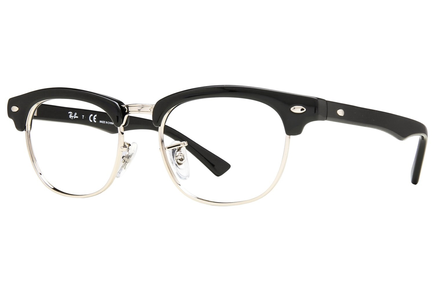 Ray-Ban Youth RY 1548 Prescription Eyeglasses ...