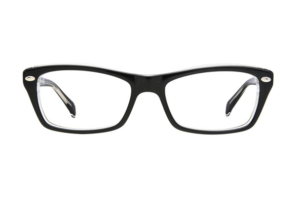 Ray-Ban® Youth RY 1550 Black Eyeglasses
