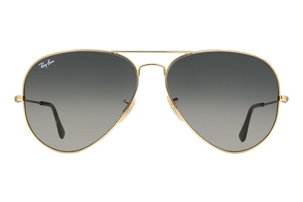 Ray-Ban® RB3025 Sunglasses - Gold