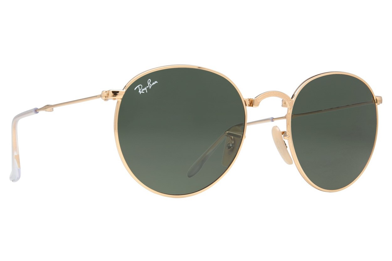 Ray-Ban® RB3532 Gold Sunglasses