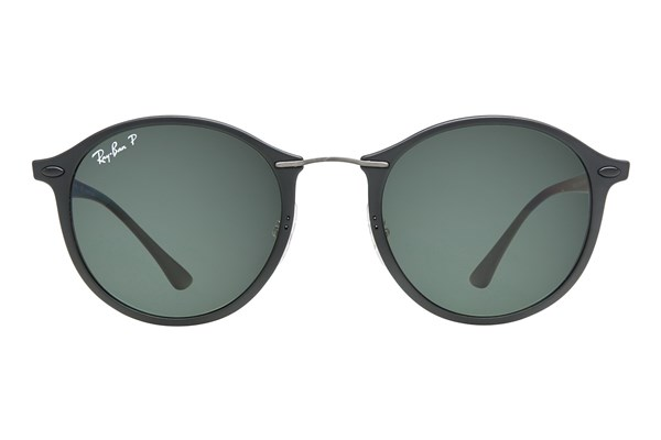 Ray-Ban® RB4242 Polarized Sunglasses - Black