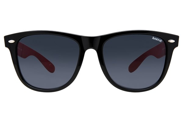 Fan Frames Arsenal FC- Retro Black Sunglasses