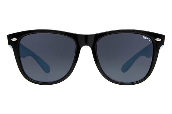 Fan Frames Manchester City FC - Retro Sun Sunglasses - Black