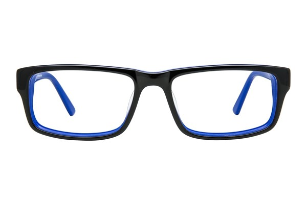 Fan Frames Everton FC - Retro Black Eyeglasses