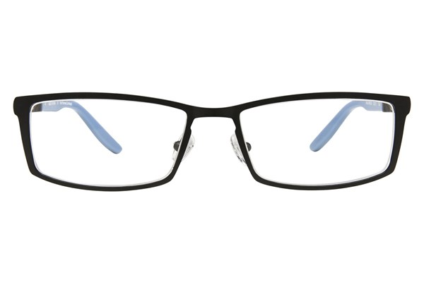 Fan Frames Manchester City FC - Metal Black Eyeglasses