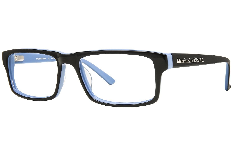 0aac46e81b0 Fan Frames Manchester City FC - Retro Prescription Eyeglasses ...