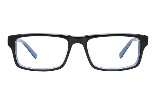 Fan Frames Manchester City FC - Retro Eyeglasses - Black