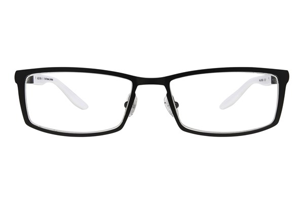 Fan Frames Newcastle United - Metal Black Eyeglasses