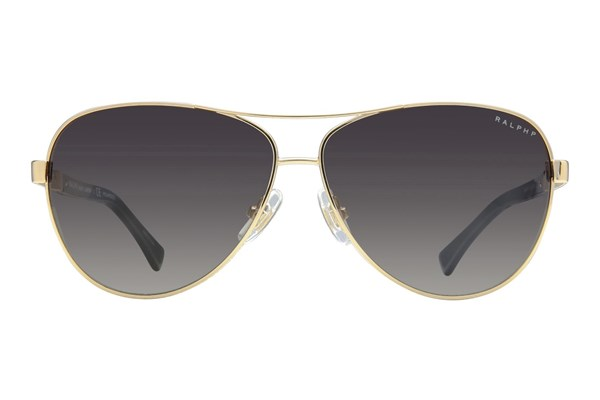 Ralph by Ralph Lauren RA4116 Polarized Gold Sunglasses