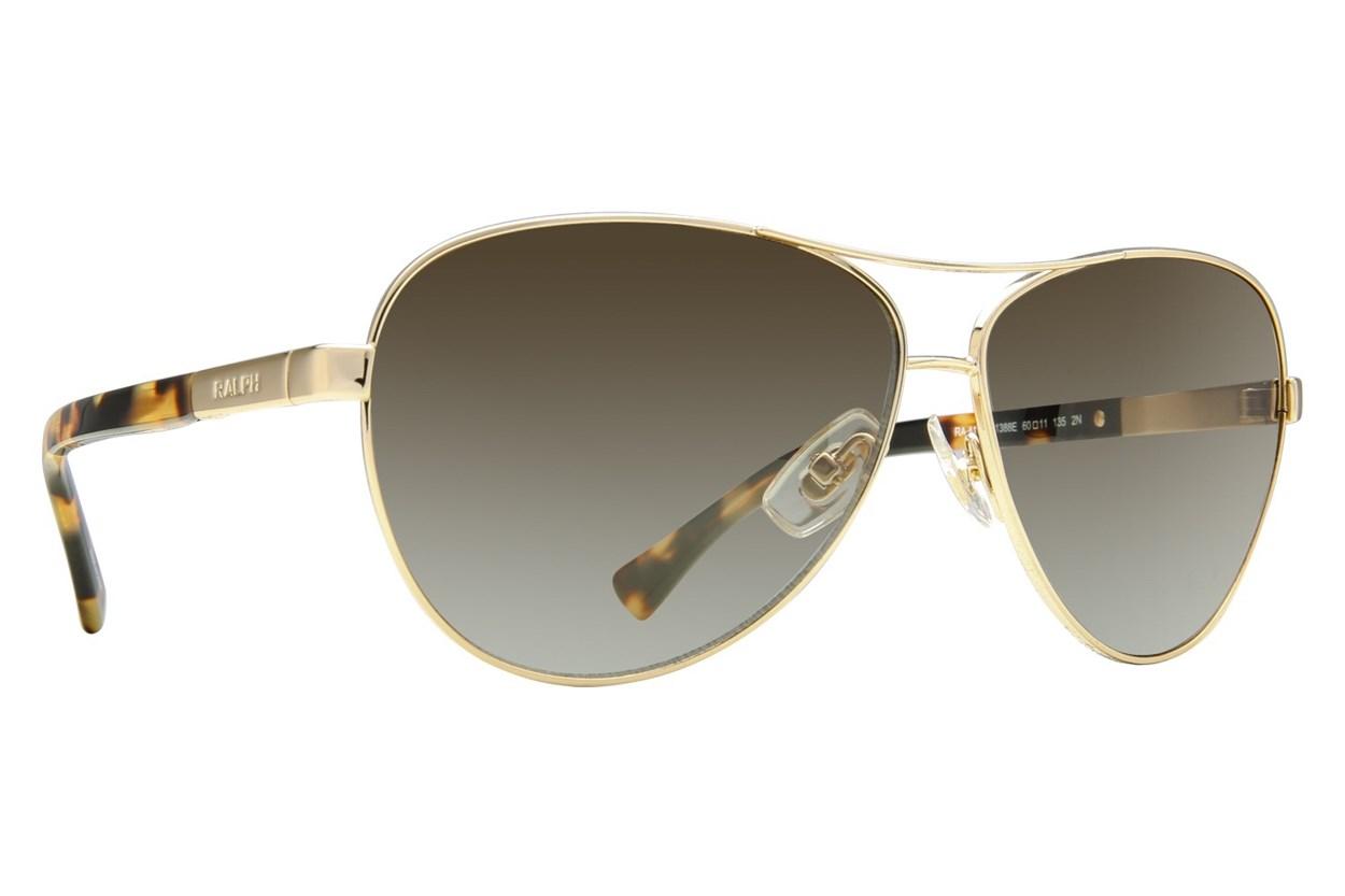 Ralph by Ralph Lauren RA4116 Gold Sunglasses