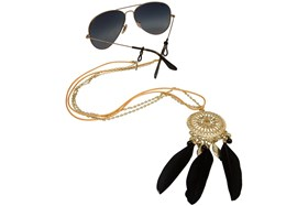 Sintillia Dreamcatcher Strap Black