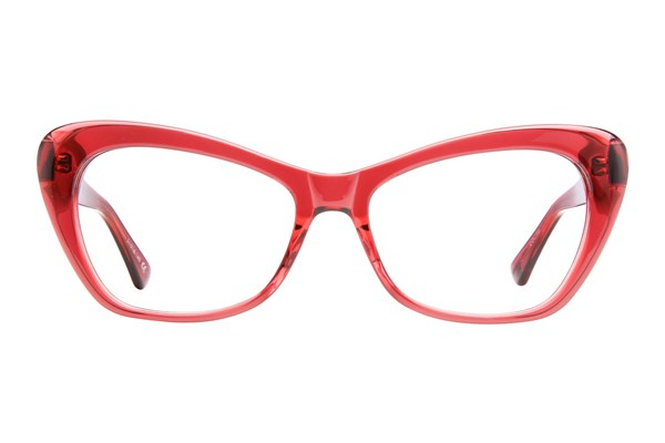 Von Zipper Forbidden Fruit Eyeglasses - Pink