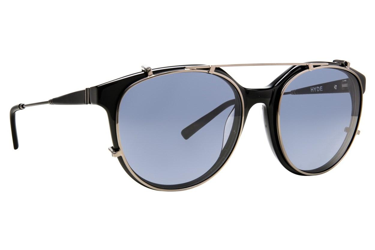 Von Zipper Hyde Black Sunglasses