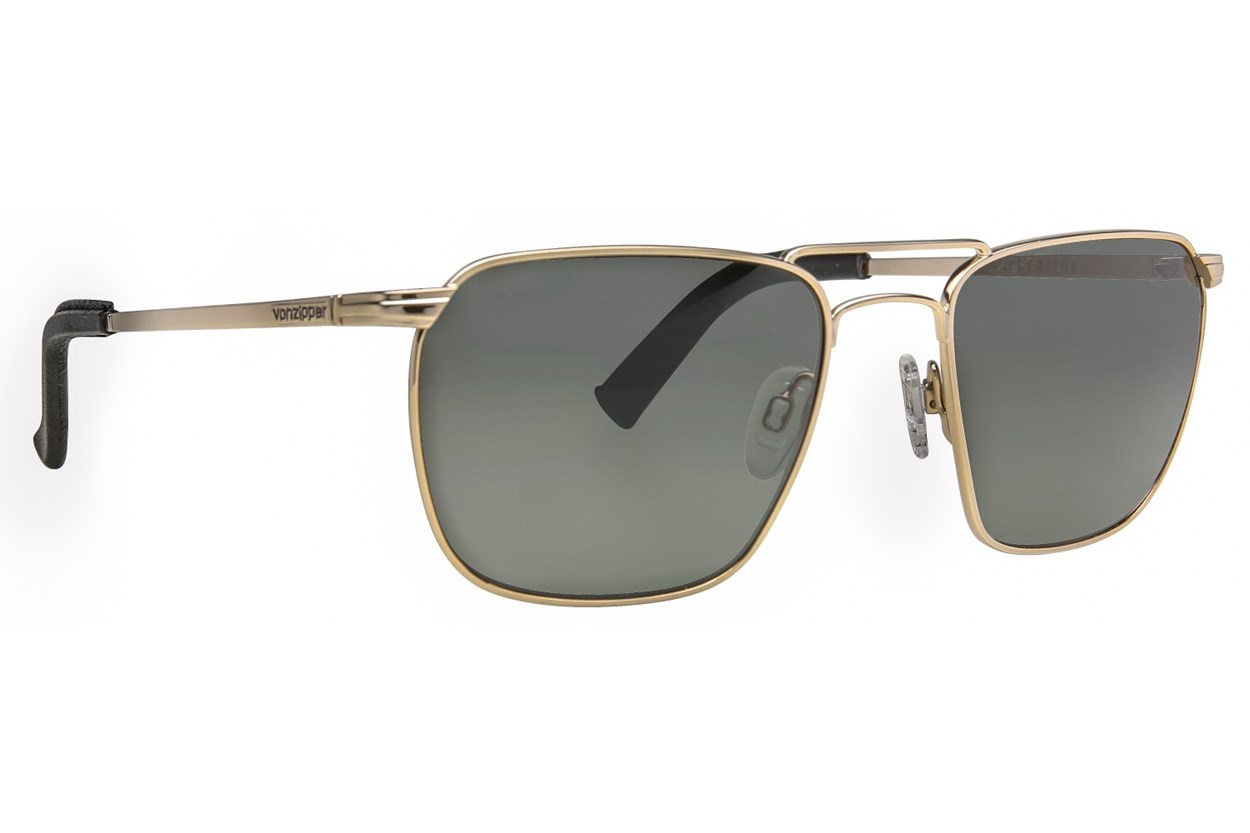Von Zipper Libertine Sunglasses - Gold