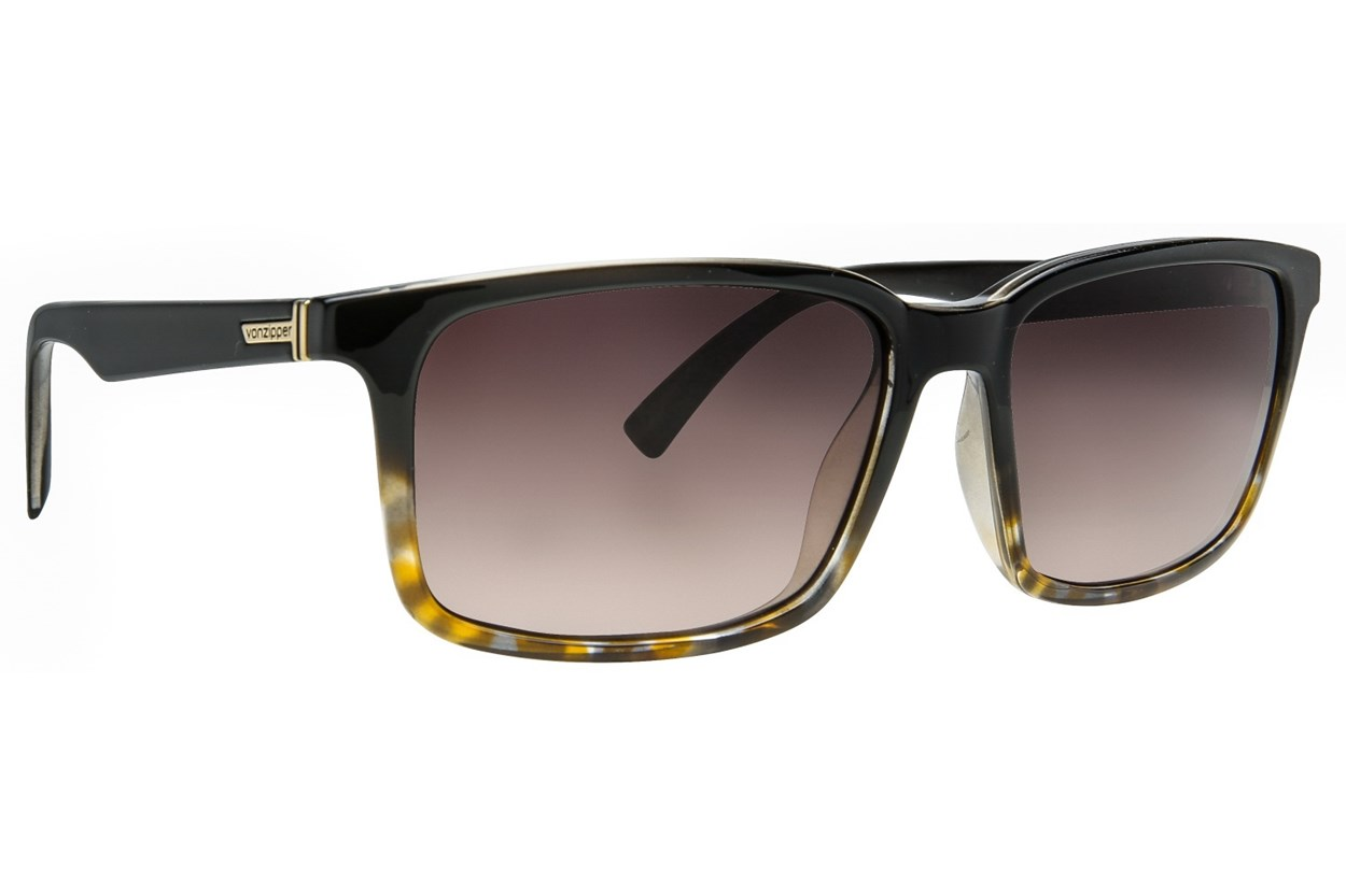 Von Zipper Pinch Black Sunglasses