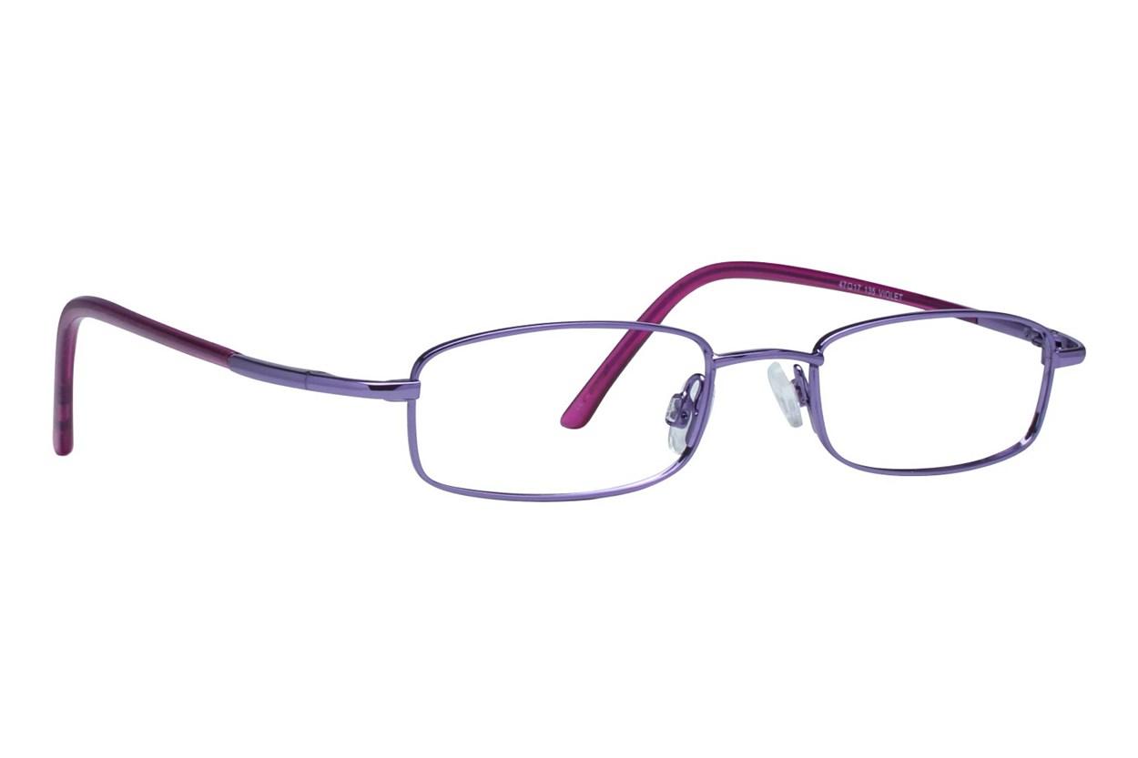 Arlington AR1001 Purple Eyeglasses