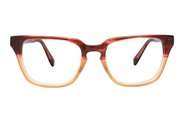 Parkman Bradfield Eyeglasses - Tan