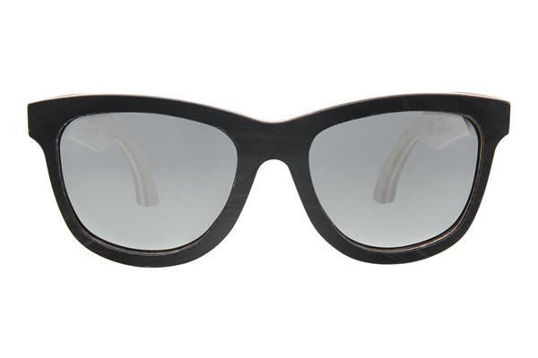Parkman Sunglasses Bombay Vinyl Sunglasses - Black