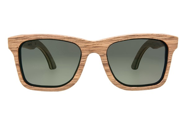 Parkman Sunglasses Steadman Wood Sunglasses - Brown