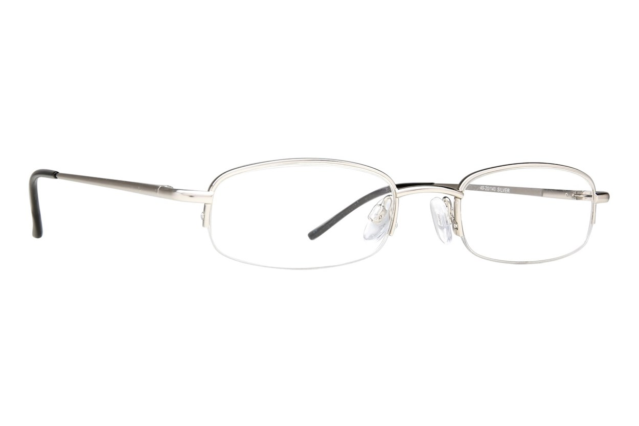 Arlington AR1005 Silver Eyeglasses