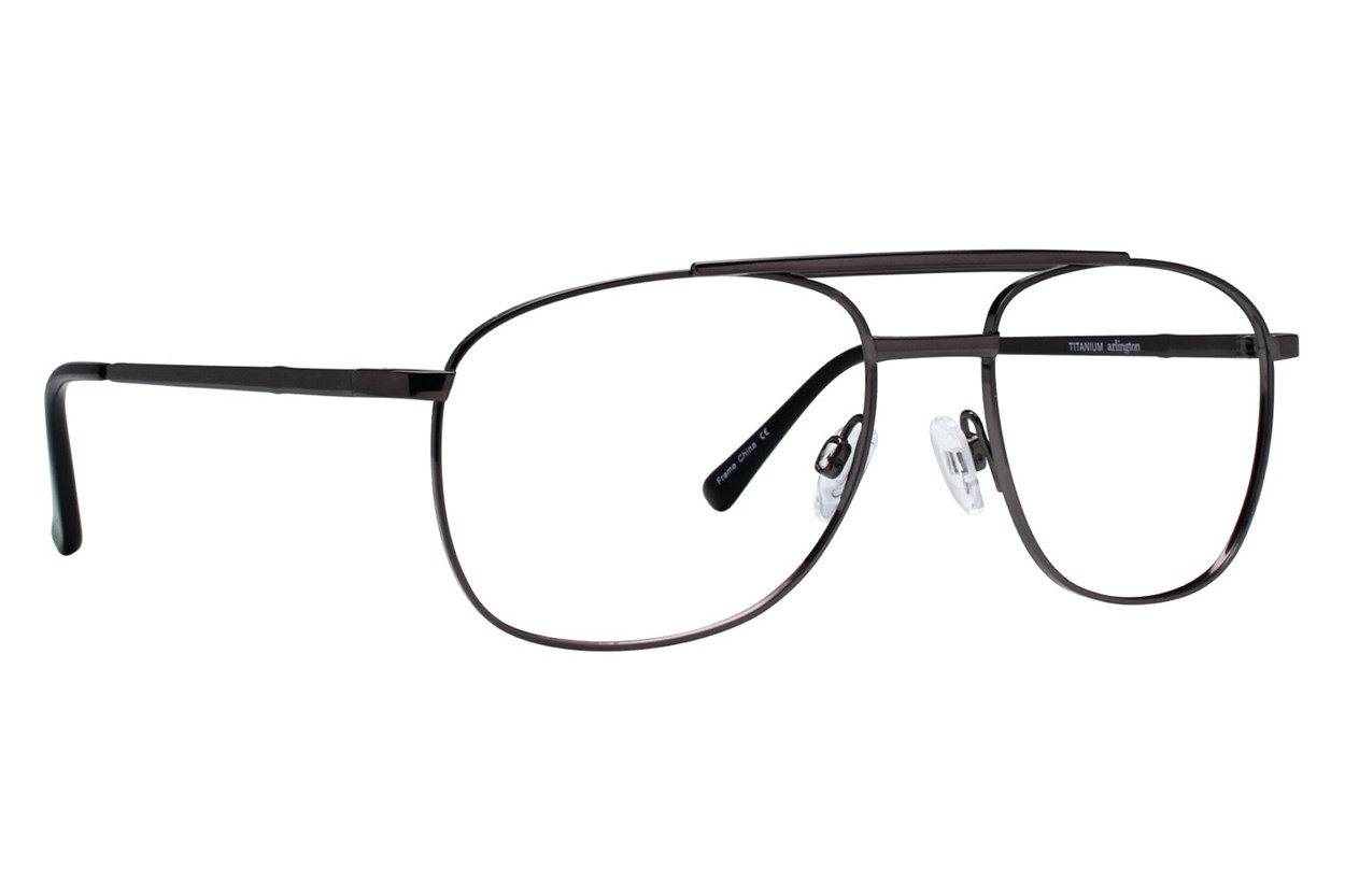 Arlington AR1007 Gray Eyeglasses