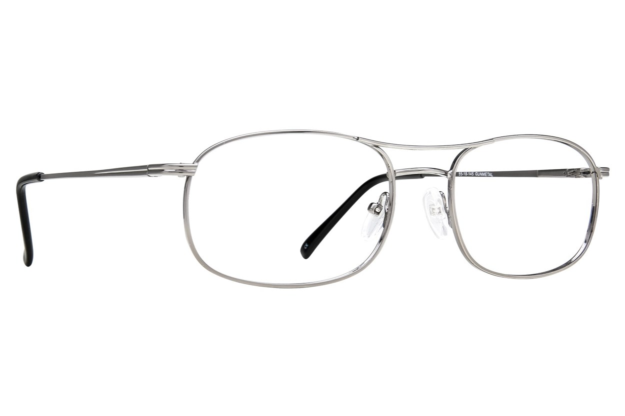 Arlington AR1017 Gray Eyeglasses
