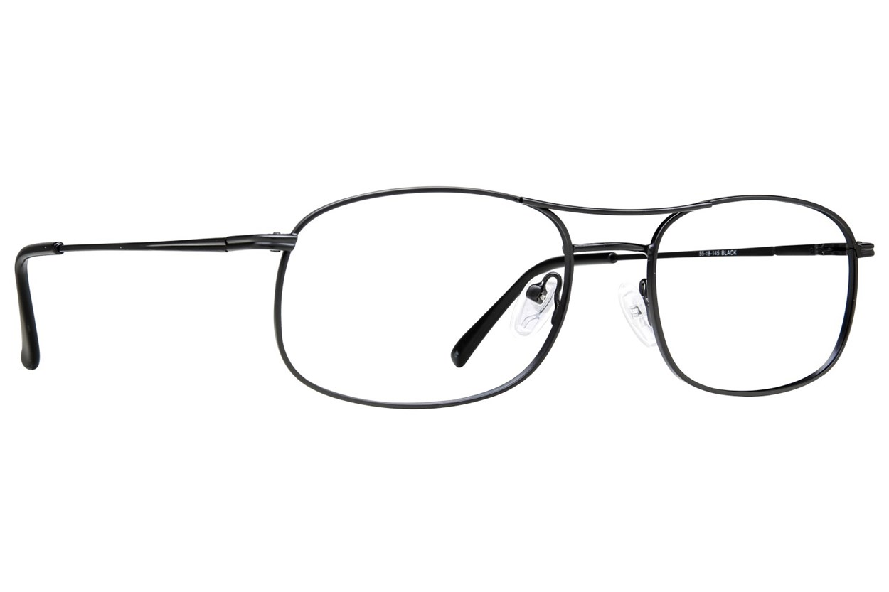 Arlington AR1017 Black Eyeglasses