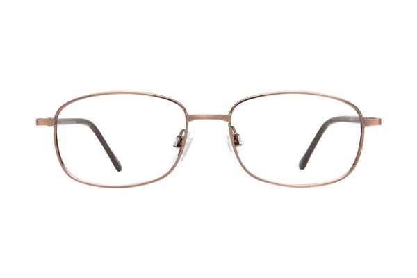 Arlington AR1023 Brown Eyeglasses