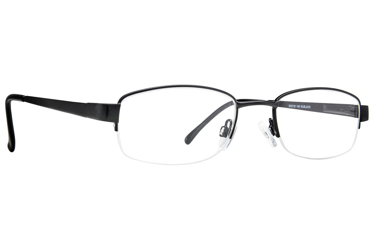 Arlington AR1038 Black Eyeglasses