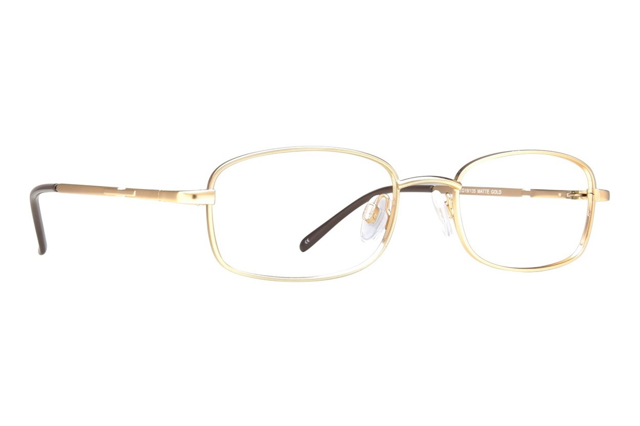 Arlington AR1042 Eyeglasses - Gold