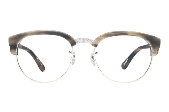 Sunday Somewhere Woody Gray Eyeglasses
