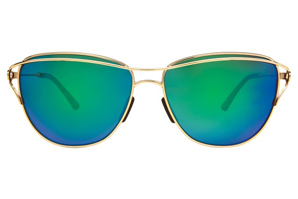 Spy Optic Marina Sunglasses - Gold