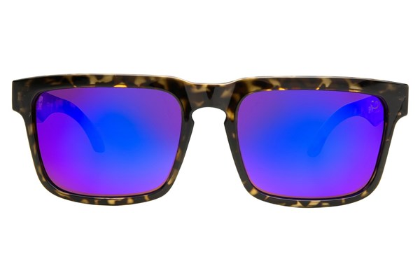Spy Optic Helm Tortoise Tortoise Sunglasses