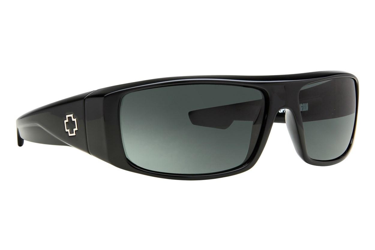 Spy Optic Logan Black Sunglasses