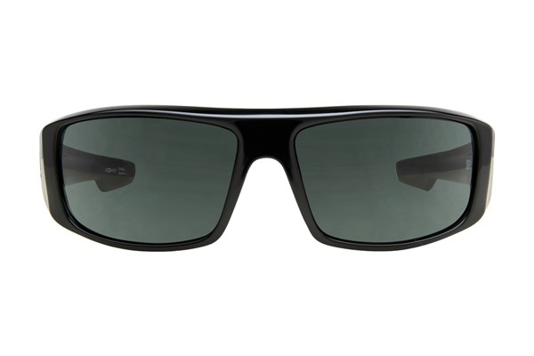 Spy Optic Logan Black Sunglasses