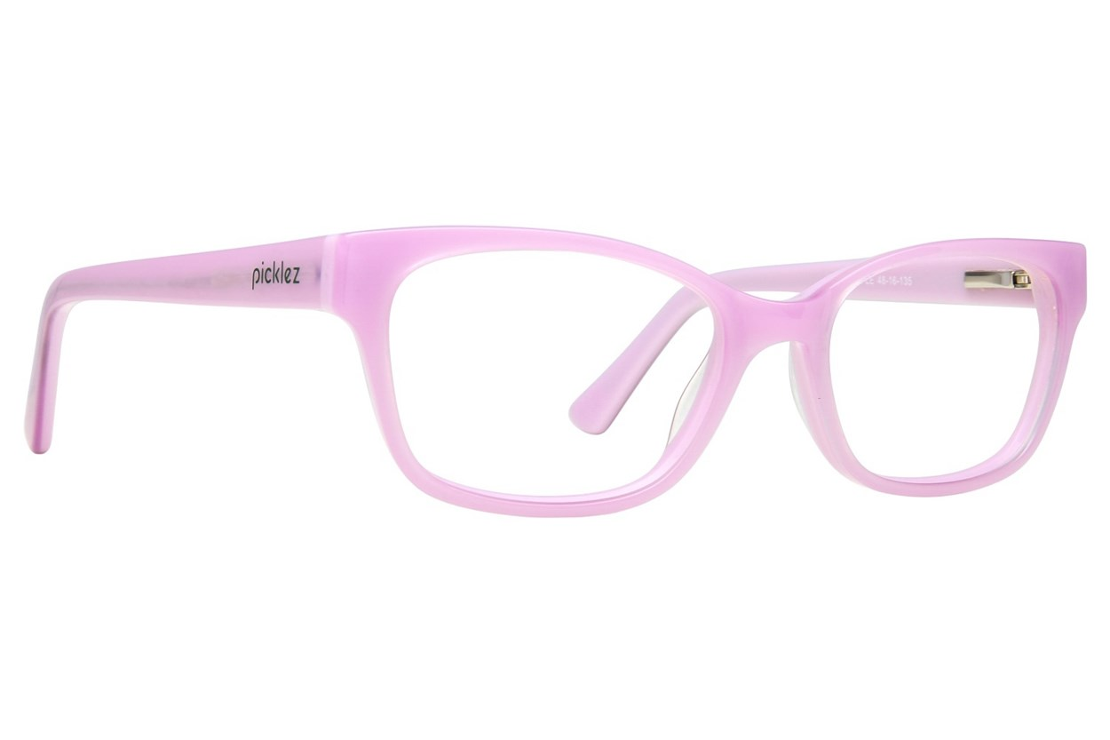 Picklez Bella Purple Eyeglasses