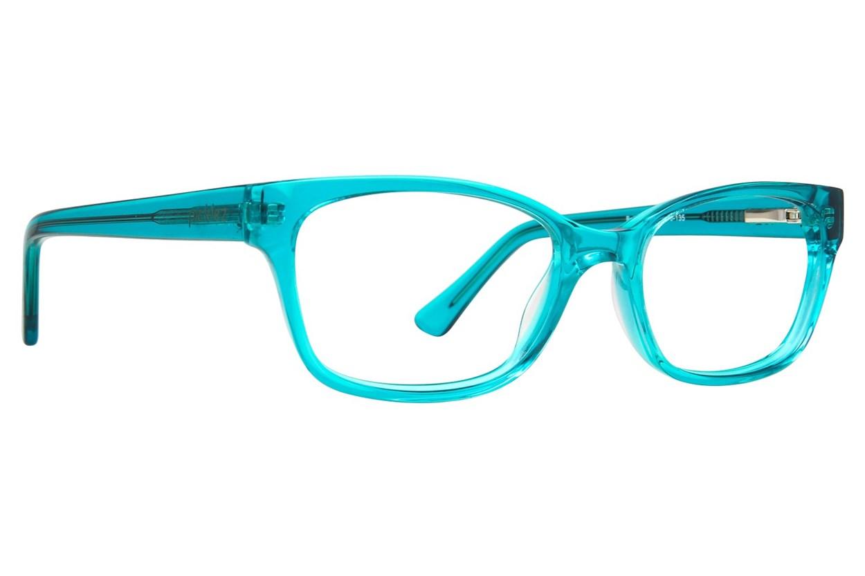 Picklez Bella Turquoise Eyeglasses