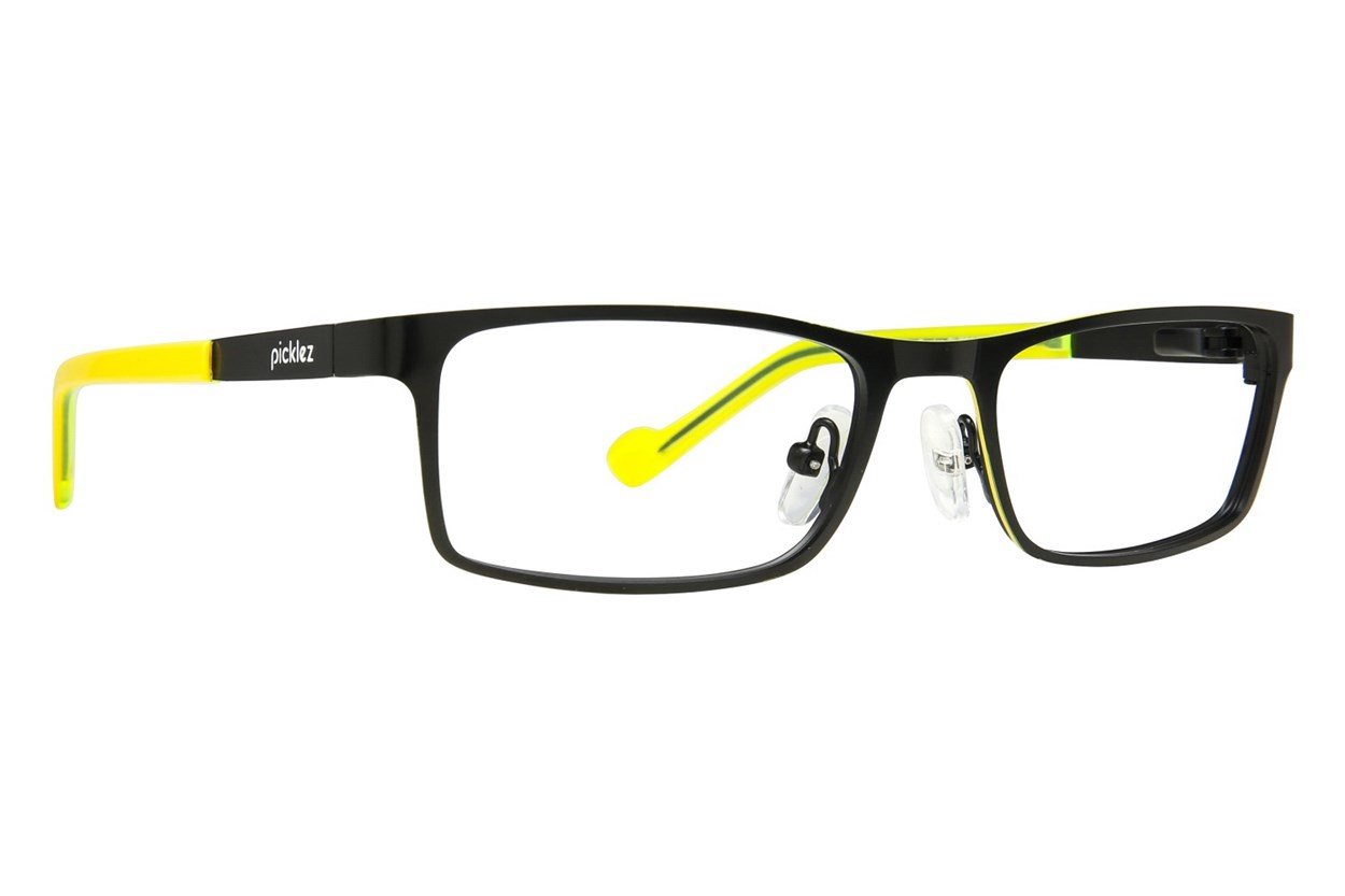 Picklez Buster Eyeglasses - Black