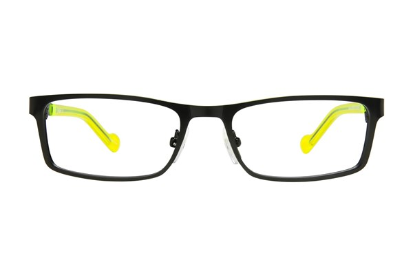 Picklez Buster Black Eyeglasses