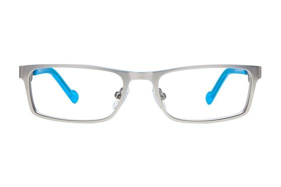 Picklez Buster Gray Eyeglasses