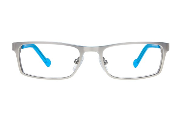Picklez Buster Gray Eyeglasses
