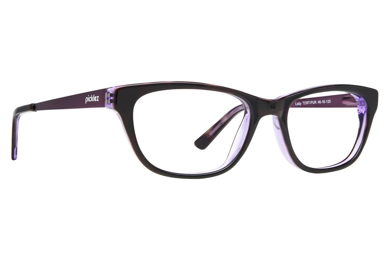 Picklez Lady Tortoise Eyeglasses