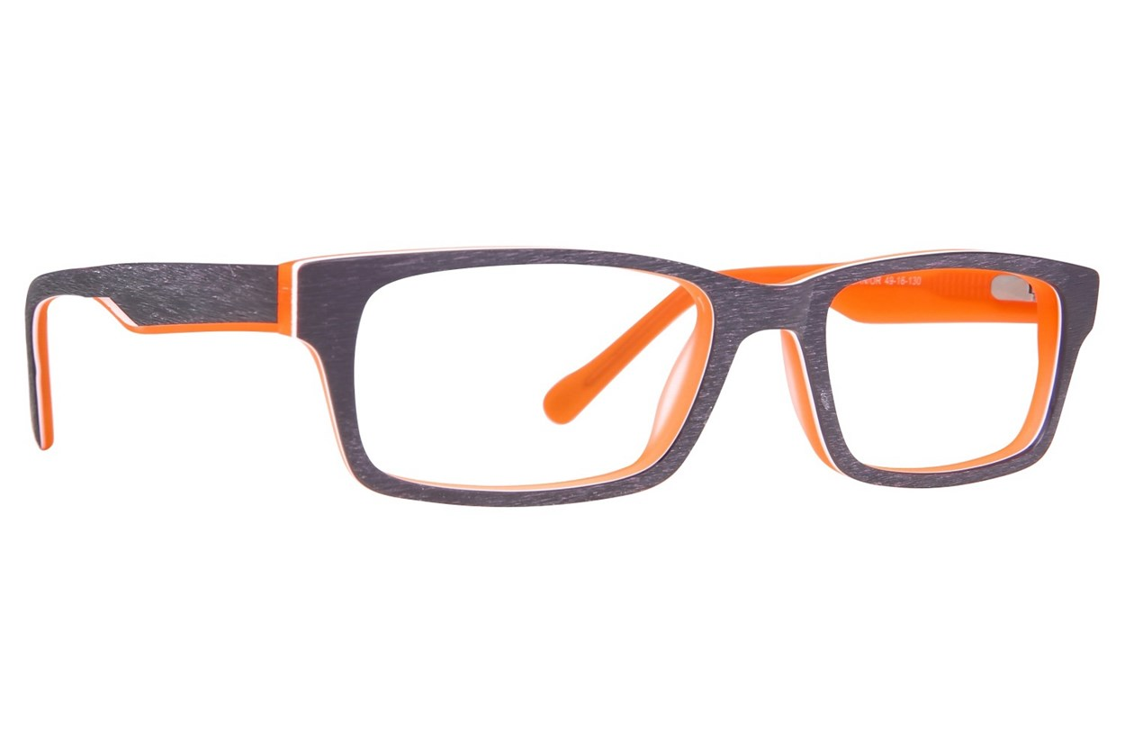 Picklez Max Brown Eyeglasses