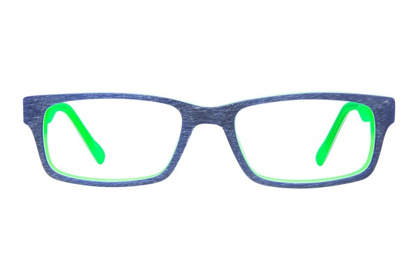 Picklez Max Blue Eyeglasses